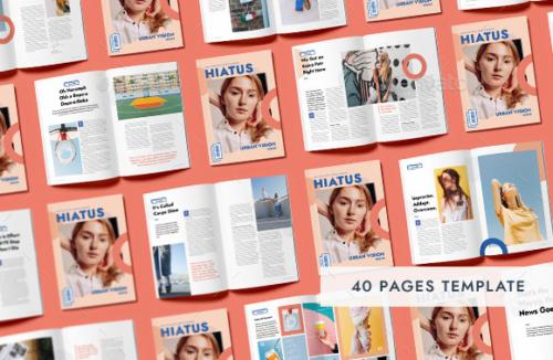 hiatus_magazine_template