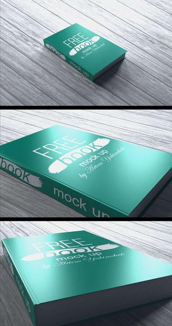 free_book_mockup