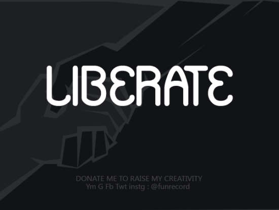 liberate_rounded_font