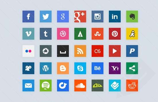 simple_social_icons