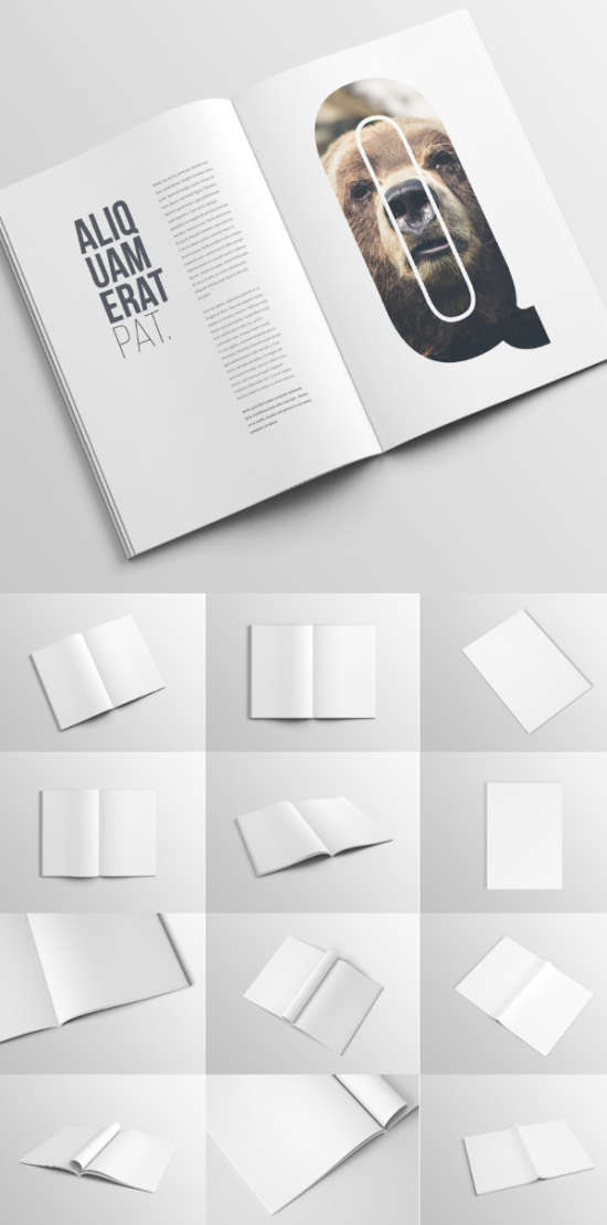 free_a4_magazine_/_booklet_mockup_template