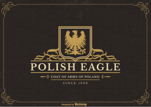 free_polish_eagle_vector_logo