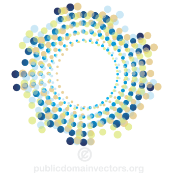 abstract_circle_halftone_shape_vector
