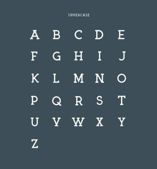 arctic_typeface