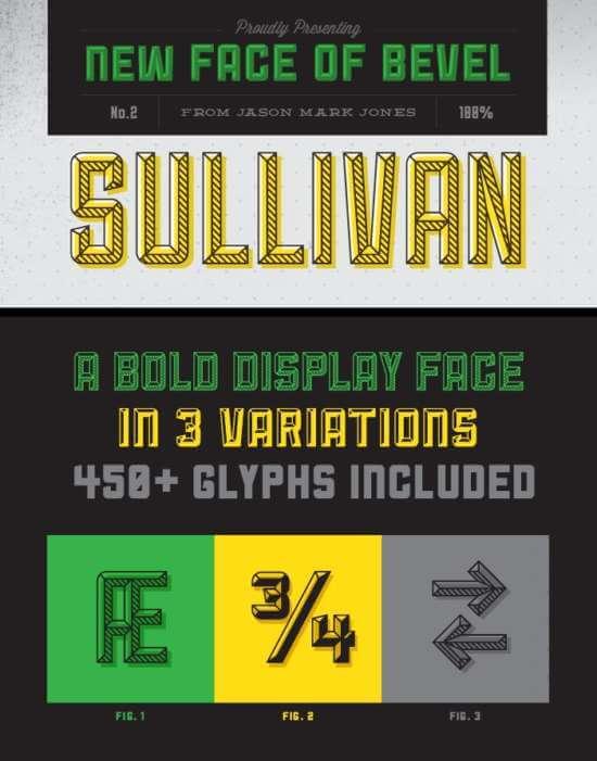 sullivan_hipster_font