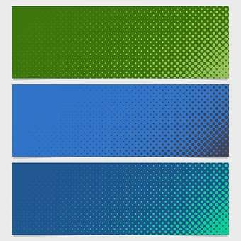banner_dot_pattern_template