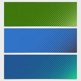 banner_dot_pattern_template