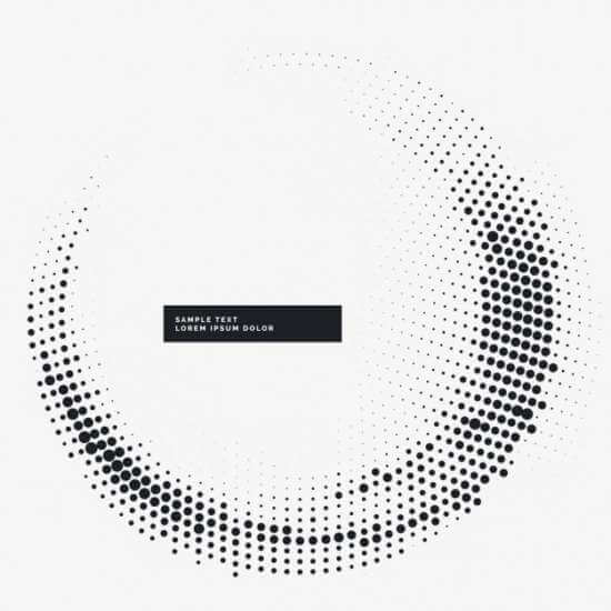 circular_white_background_with_dots