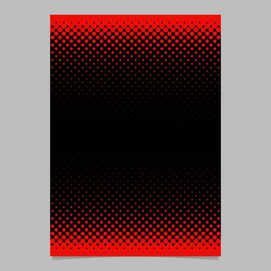 color_abstract_halftone_circle_pattern_card_template_vector_stationery_background_graphic_design_with_dot_pattern