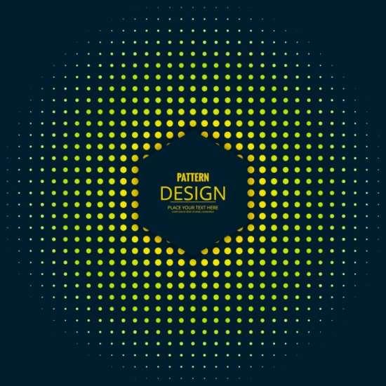 dark_background_of_yellow_dots