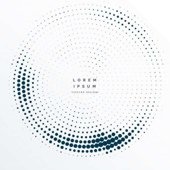 halftone_dots_frame_background_design