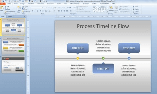 simple_process_timeline_flow_chart_template_for_power_point