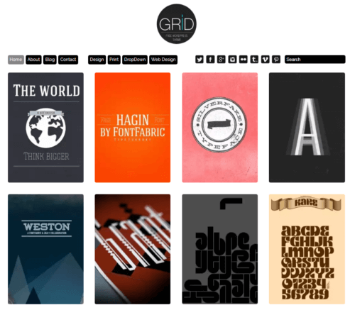free_responsive_grid_word_press_theme_with_infinite_scroll