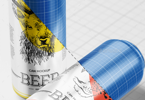 highly_detailed_beer_can_mockup