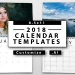 15+ Free Printable 2018 Calendar Templates
