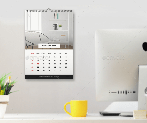 minimal_and_creative_calendar_template