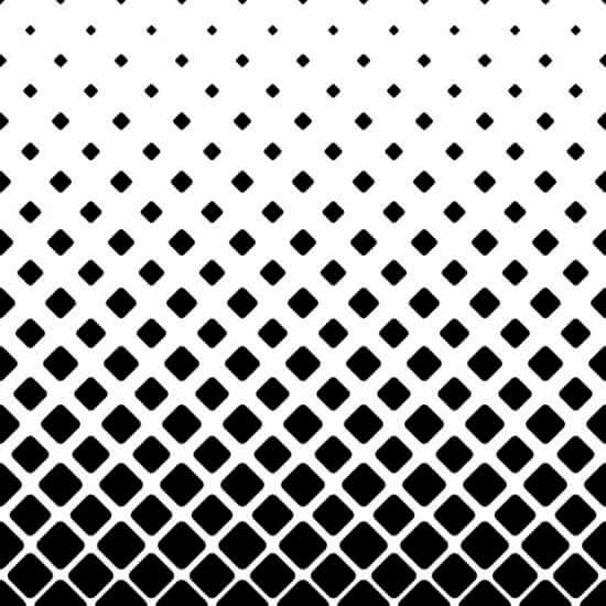 monochrome_square_pattern_background_geometric_vector_illustration