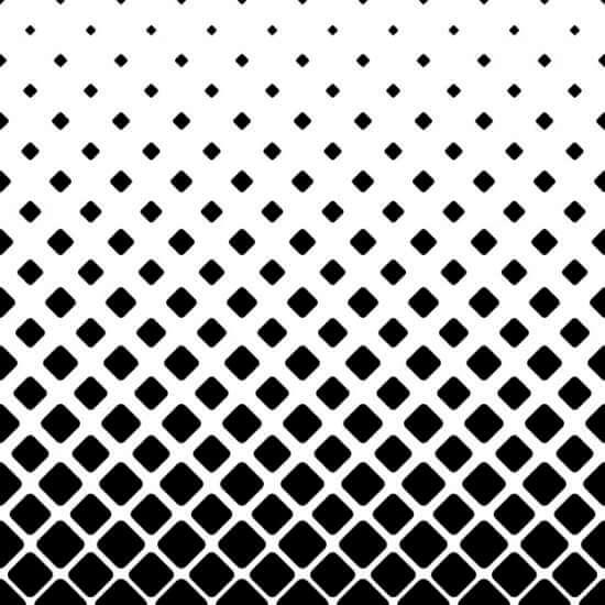 monochrome_square_pattern_background_geometric_vector_illustration