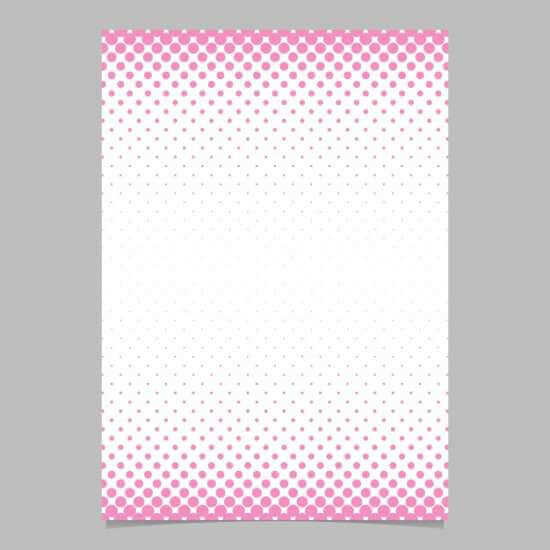 simple_abstract_halftone_dot_pattern_brochure_design_template_vector_document_background_illustration_with_circle_pattern