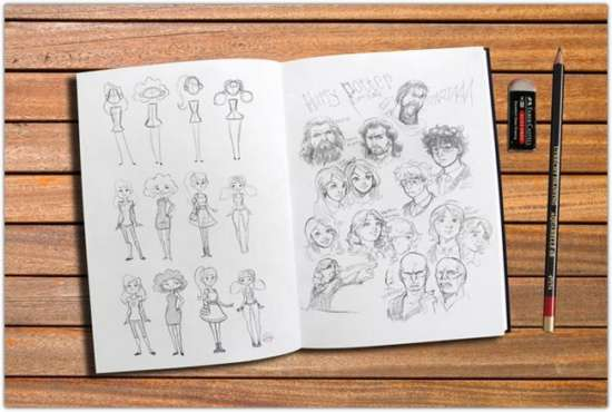 sketchbook_mockup_psd_by_graphicsfuel