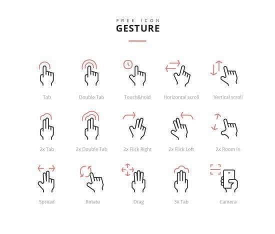 gesture_icon_freebie