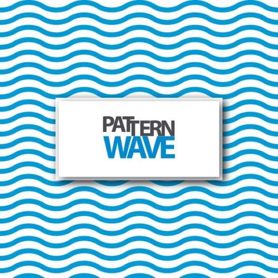 blue_waves_pattern_design