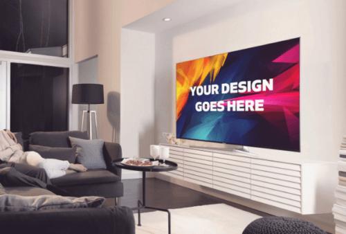 television_display_mockup