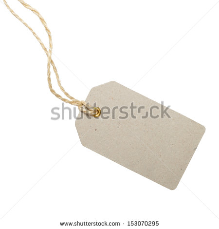 empty_shopping_tag_template._isolated_on_white