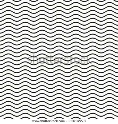 black_seamless_wavy_line_pattern_vector_illustration