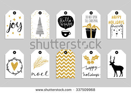 set_of_10_printable_hand_drawn_holiday_label_in_black_white_and_gold