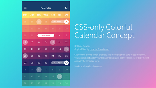 cssonly_colorful_calendar_concept