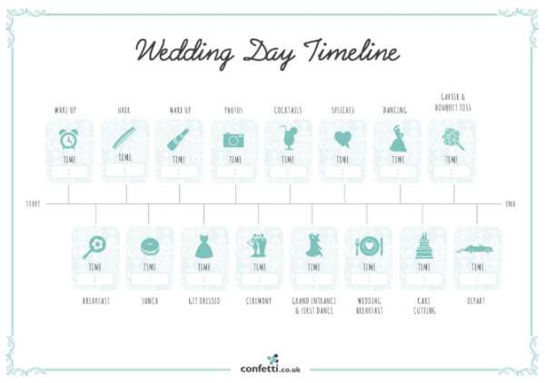 free_printable_wedding_day_timeline