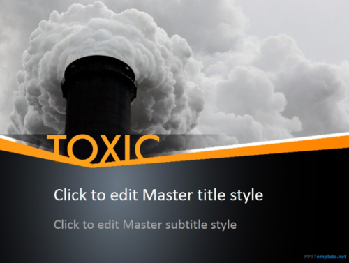 free_toxic_ppt_template
