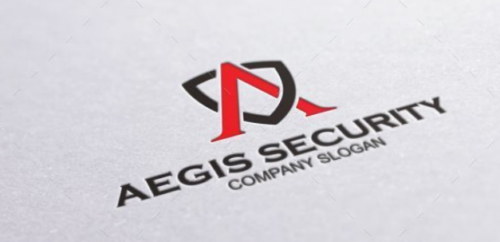 aegis_security_logo_template
