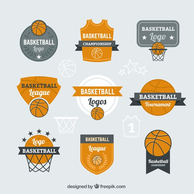 gray_and_orange_basketball_logos