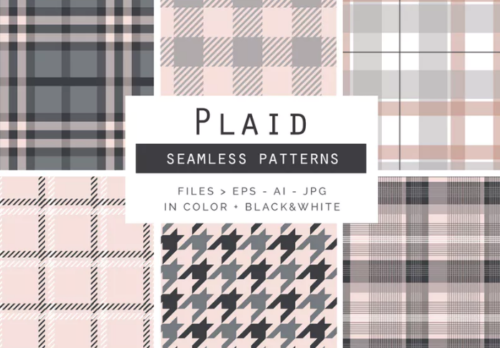 plaid_seamless_patterns