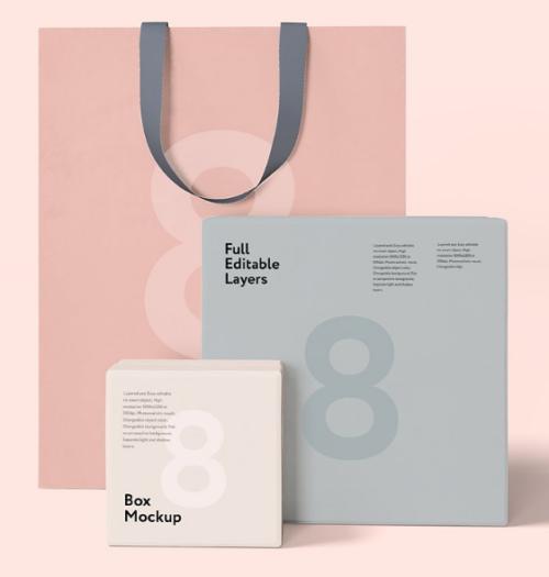shopping_box_and_bag_mockup_set