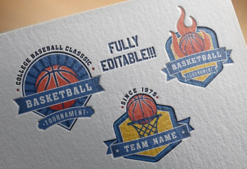 colorful_vector_basketball_logo_psd_templates