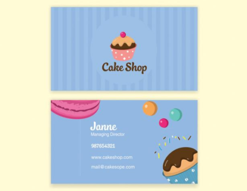 blue_bake_shop_business_card_vector