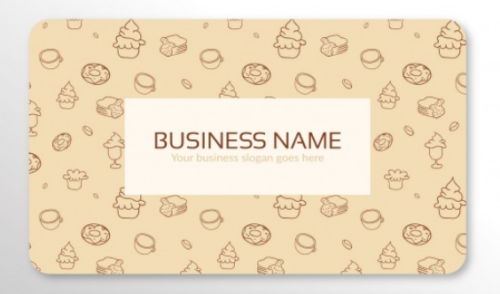 corporate_card_with_hand_drawn_food_background