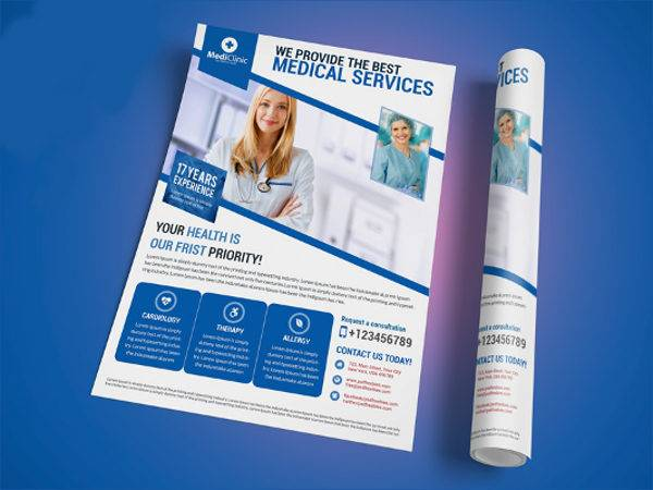 medical_care_flyer_design