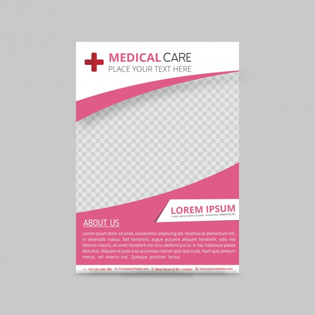 pink_medical_brochure_template