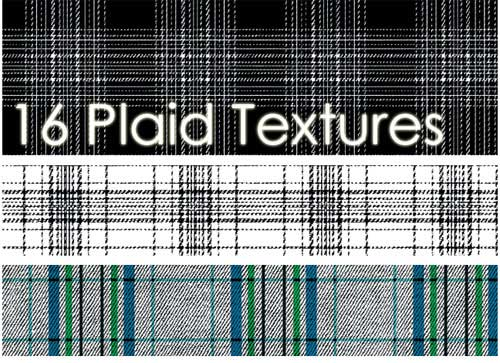 plaid_texture_set_1