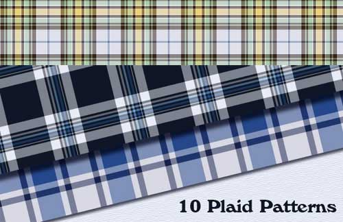 free_vector_repeat_plaid_patterns