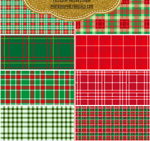 14_christmas_plaid_and_checkered_patterns