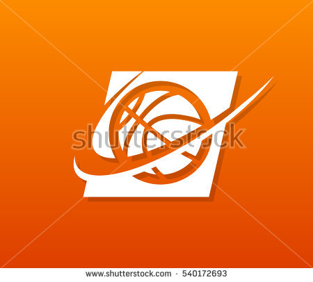 sport_basketball_logo_icon_with_swoosh_graphic_element