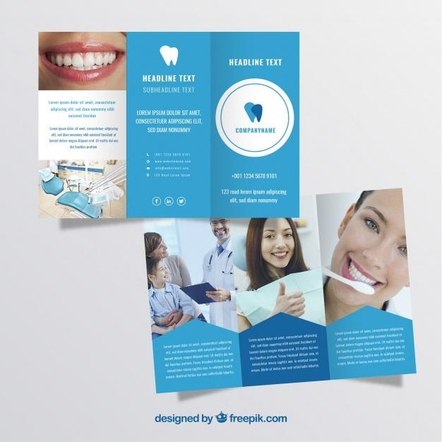 trifold_dentist_brochure