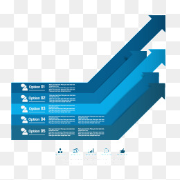 vector_blue_arrow_infographic