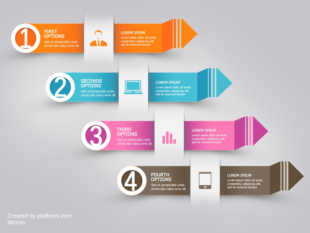 free_psd_infographic_modern_arrow_by_muhiza