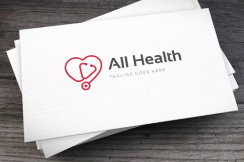 all_health_logo_template